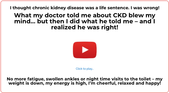The Chronic Kidney Disease Solution Reviews