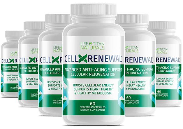 CellXRenewal Pills Reviews