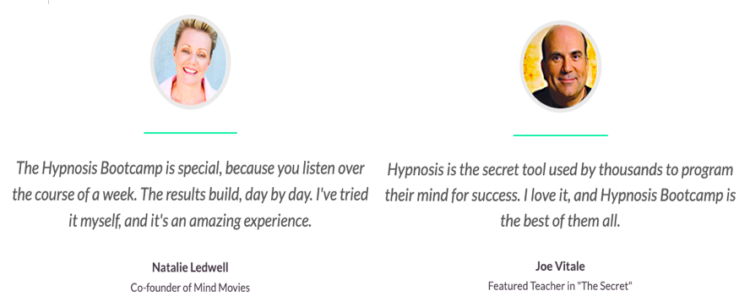 Hypnosis Bootcamp Program Reviews