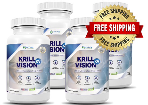 Krill Vision Supplement Reviews
