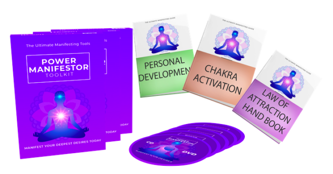 The Ultimate PowerManifestor Toolkit Program
