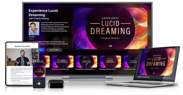 experience lucid dreaming mindvalley