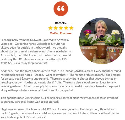 The Indoor Garden Secret spa