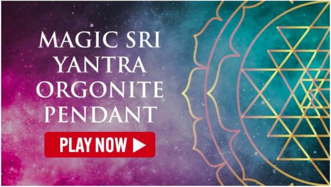 Magic Sri Yantra Orgonite Chakra Pendant Reviews Review