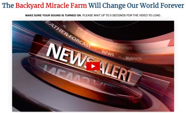 The Backyard Miracle Farm Reviews