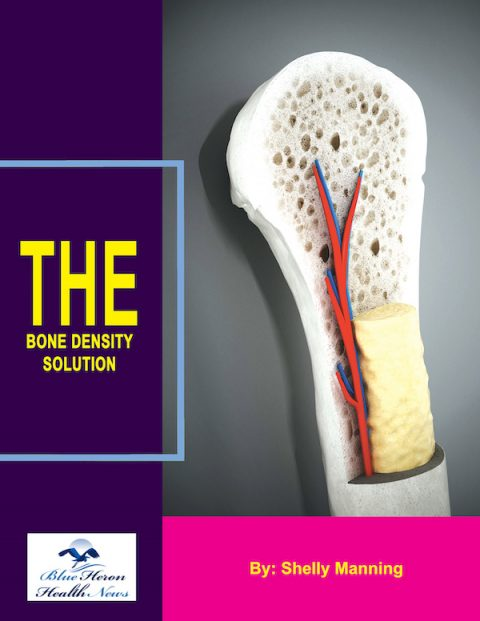 the bone density solution book by shelly manning reviews