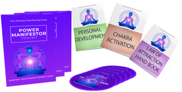 The Ultimate Power Manifestor Toolkit Review