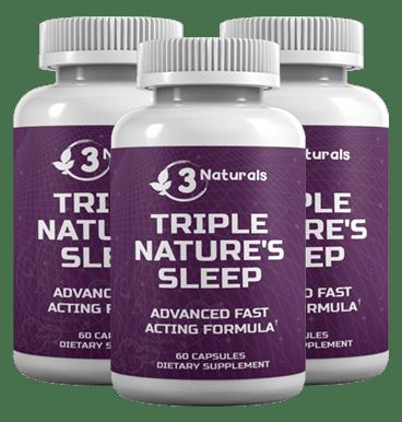 Triple Nature's Sleep Reviews