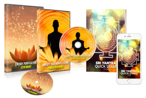Magic Sri Yantra Orgonite Chakra Pendant Review