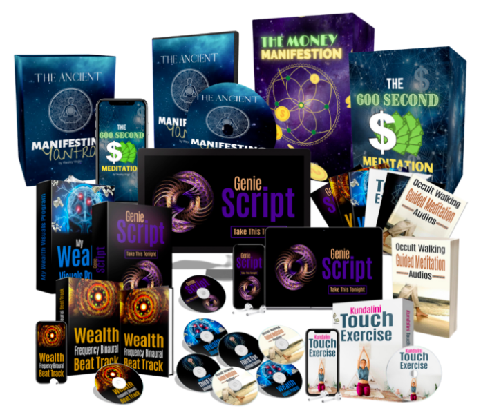 Money Manifestation System Program Download