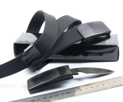 Tactical Knife Belt Review