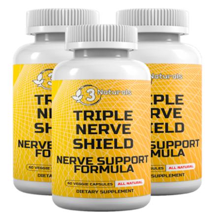 Triple Nerve Shield Supplement Reviews