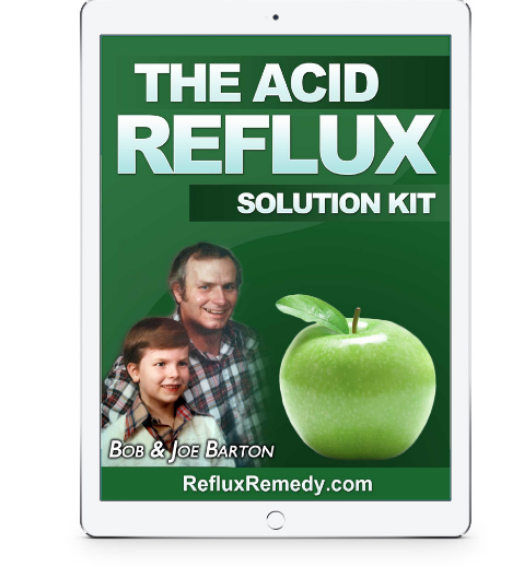 Acid Reflux Solution Kit System