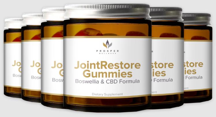 JointRestore Gummies Customer Reviews